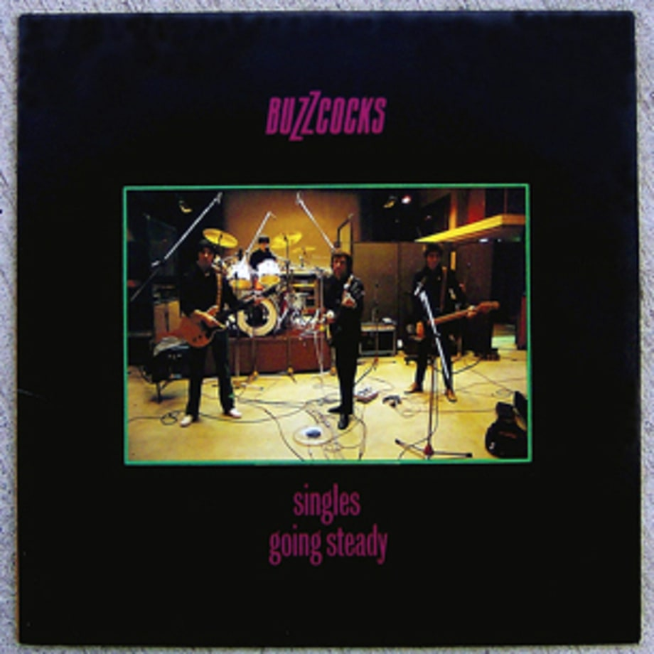 Buzzcocks, 'Singles Going Steady'