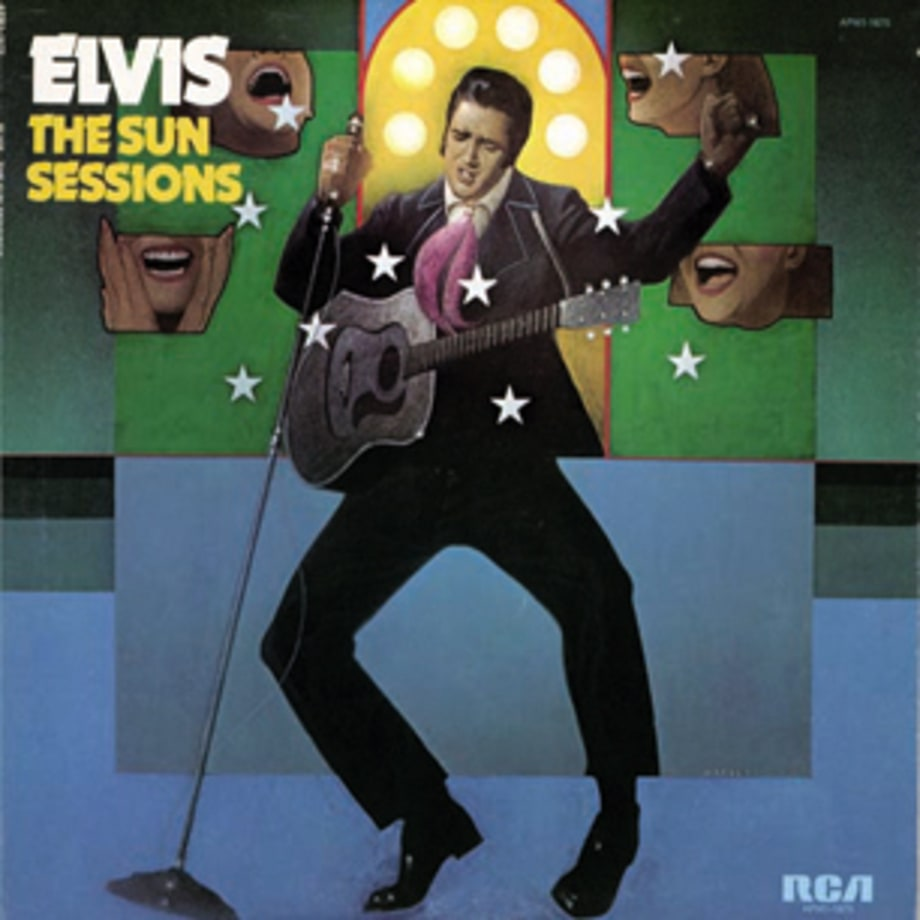 Elvis Presley, 'The Sun Sessions'