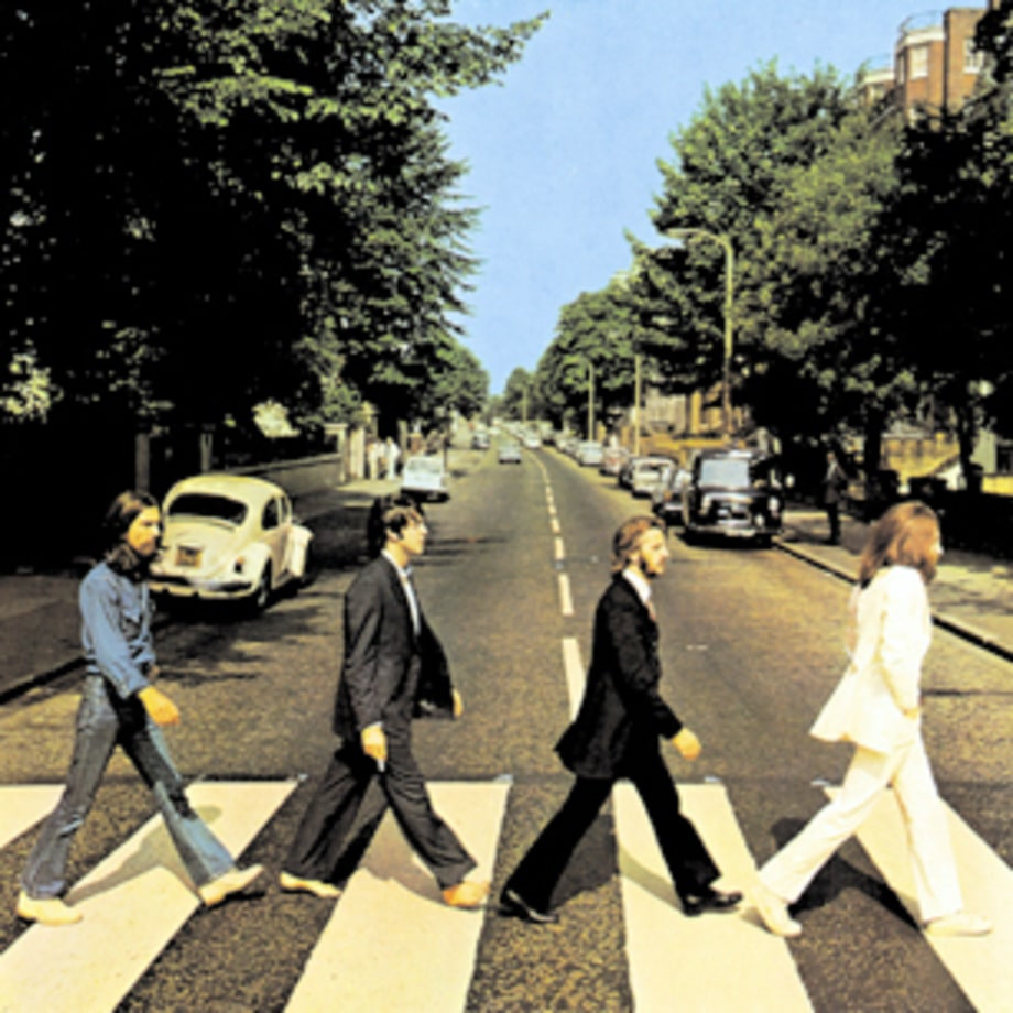 The beatles 39 abbey road 39 500 greatest albums of all for Beatles tattoo abbey road