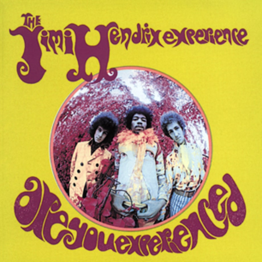 The Jimi Hendrix Experience, 'Are You Experienced?'