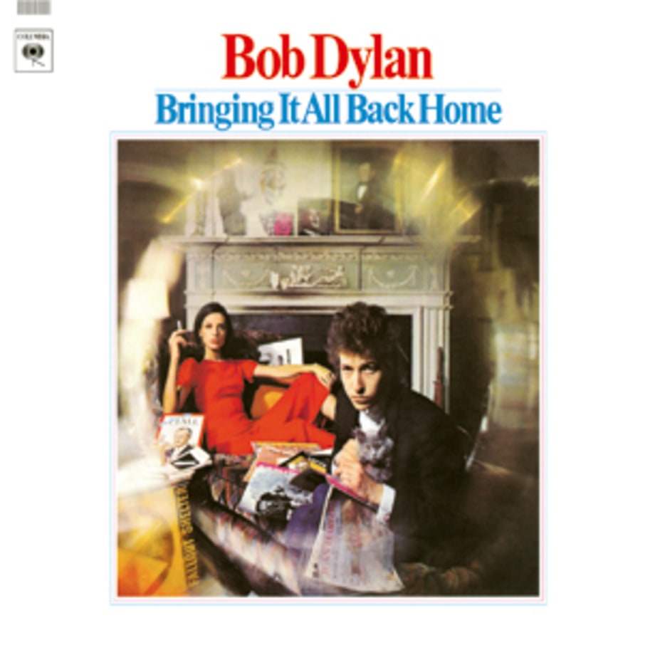 Bob Dylan, 'Bringing It All Back Home'