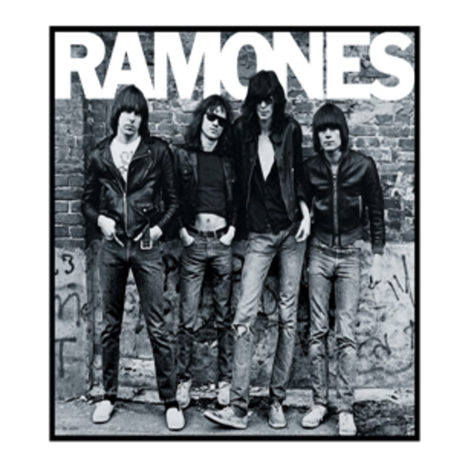 Ramones Ramones 500 Greatest Albums Of All Time