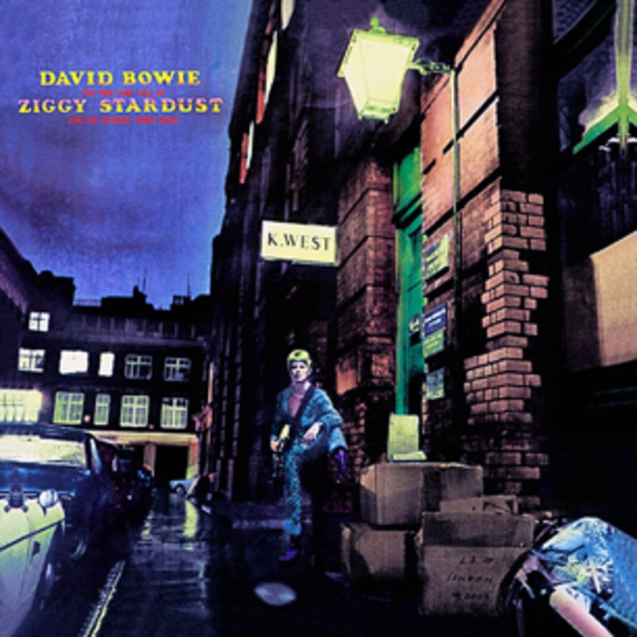David Bowie, 'The Rise and Fall of Ziggy Stardust and the Spiders From Mars'