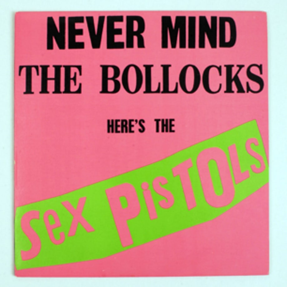 The Sex Pistols, 'Never Mind the Bollocks, Here's the Sex Pistols'