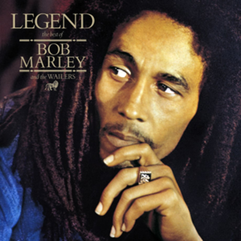 Bob Marley and the Wailers, 'Legend'