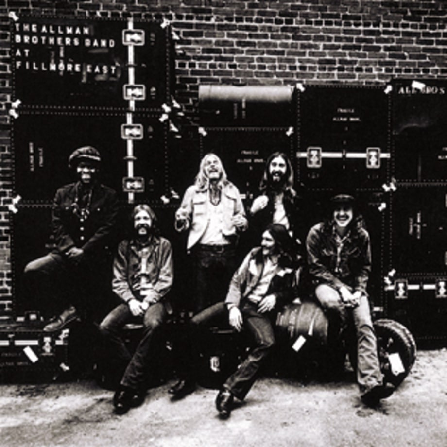 The Allman Brothers Band, 'At Fillmore East'