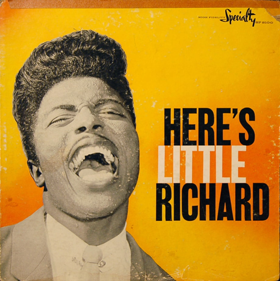 Little Richard, 'Here's Little Richard'
