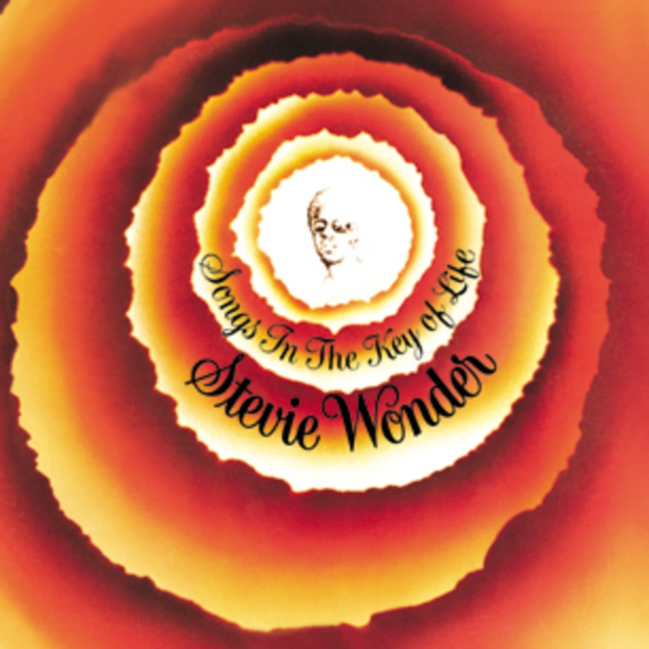 Stevie Wonder, 'Songs in the Key of Life'