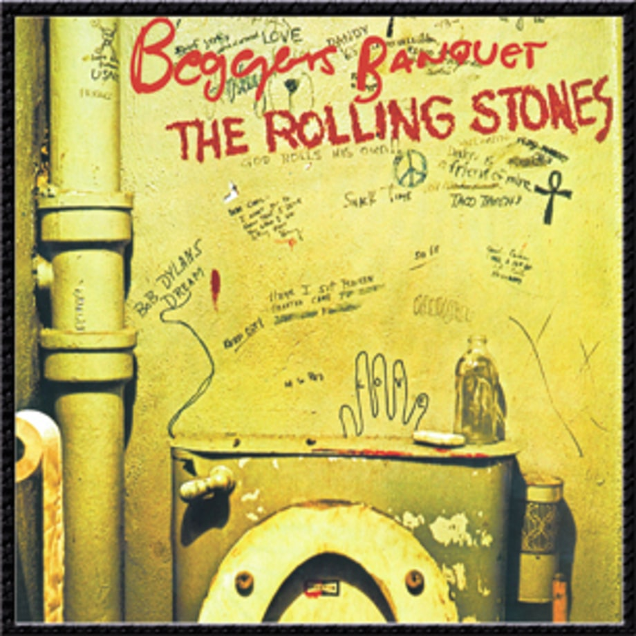 The Rolling Stones, 'Beggars Banquet'