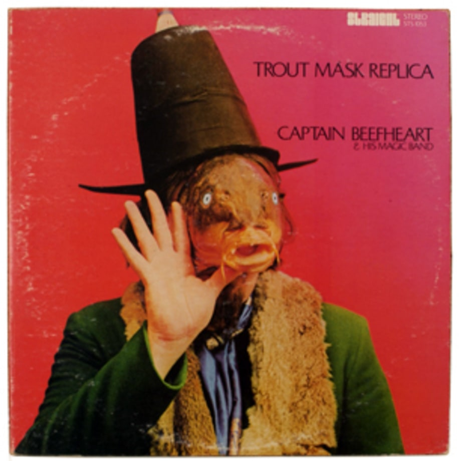 Captain Beefheart and His Magic Band, 'Trout Mask Replica'
