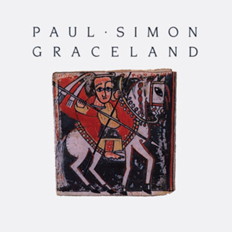 Paul Simon, 'Graceland'