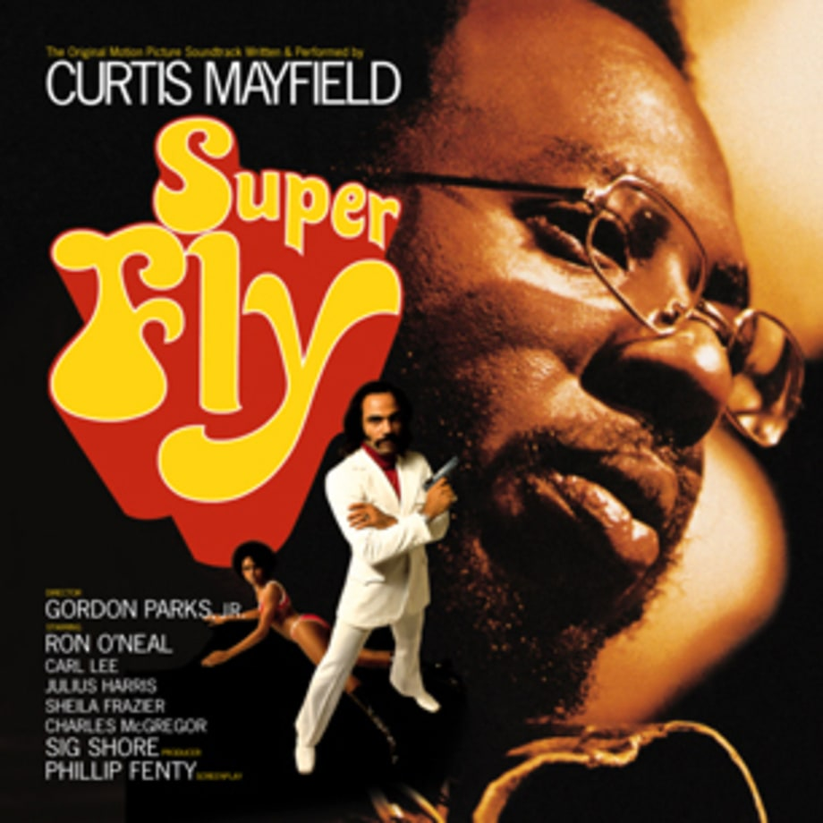 Curtis Mayfield, 'Superfly'