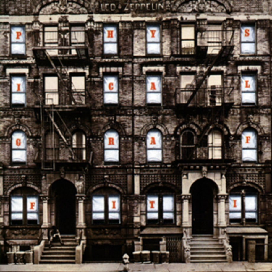 Led Zeppelin, 'Physical Graffiti'
