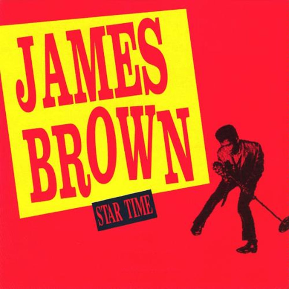 james brown 39 star time 39 500 greatest albums of all time. Black Bedroom Furniture Sets. Home Design Ideas