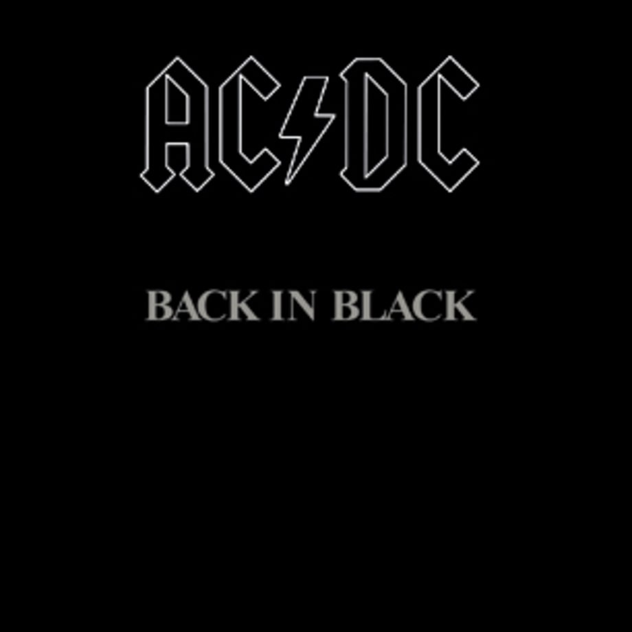 AC/DC, 'Back in Black'