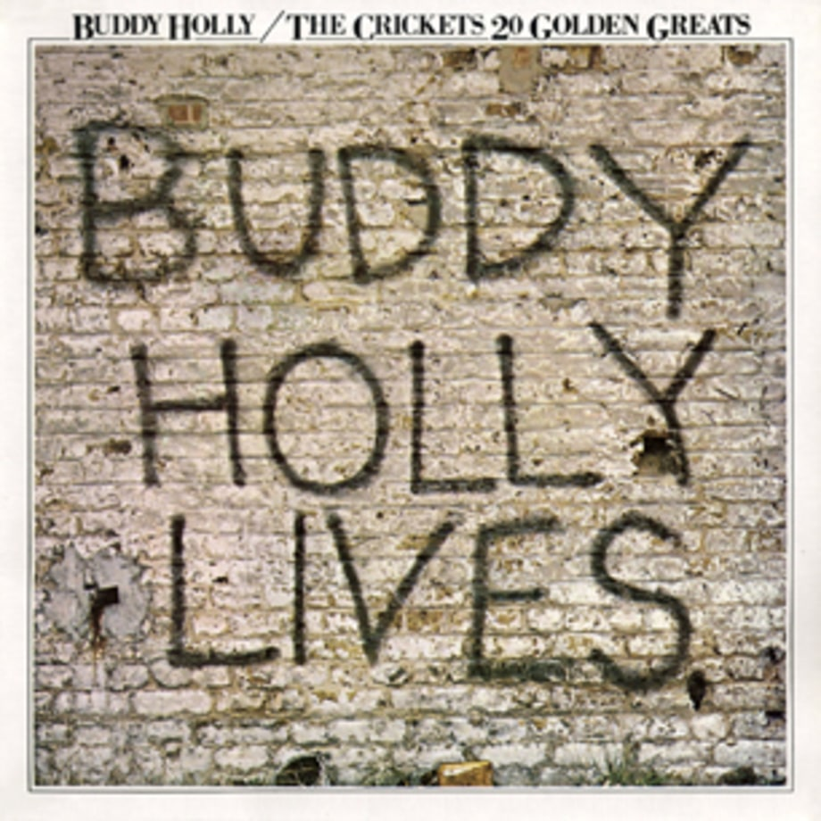 Buddy Holly, '20 Golden Greats'