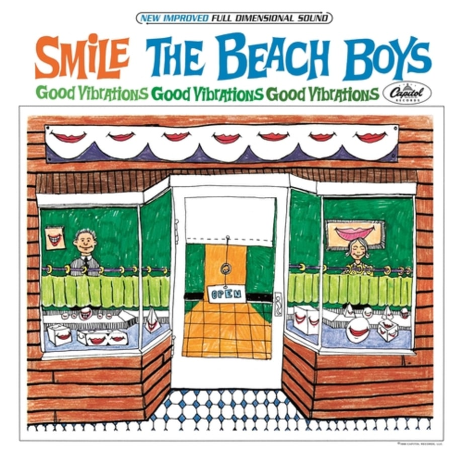 The Beach Boys, 'Smile (2011 Version)'