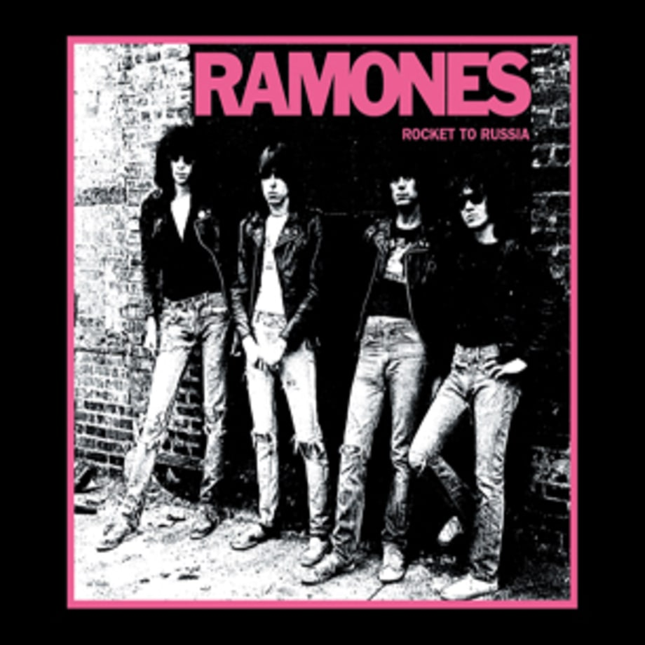 Ramones, 'Rocket to Russia'