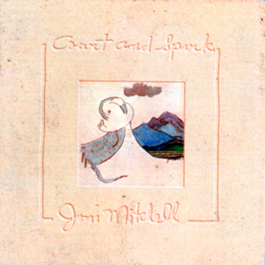 Joni Mitchell, 'Court and Spark'