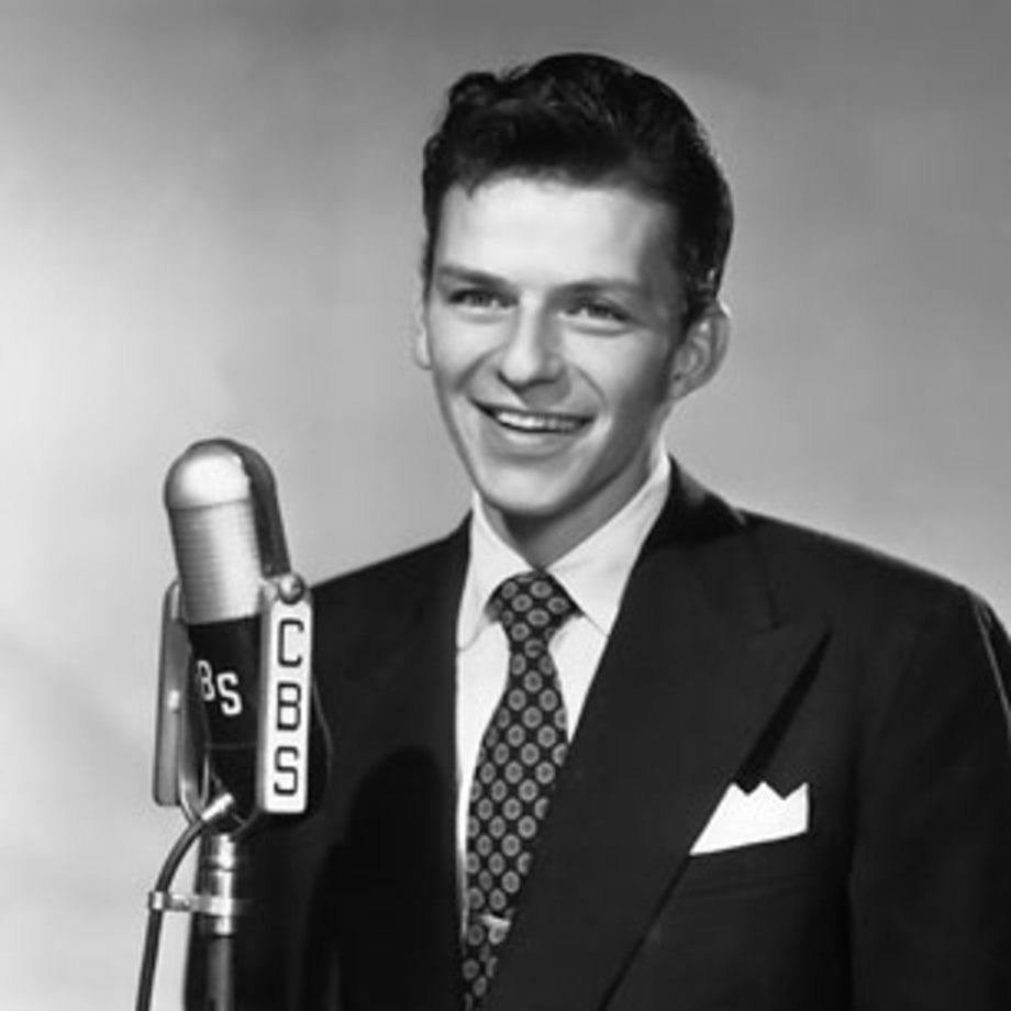 Frank Sinatra 1942 The Top 25 Teen Idol Breakout