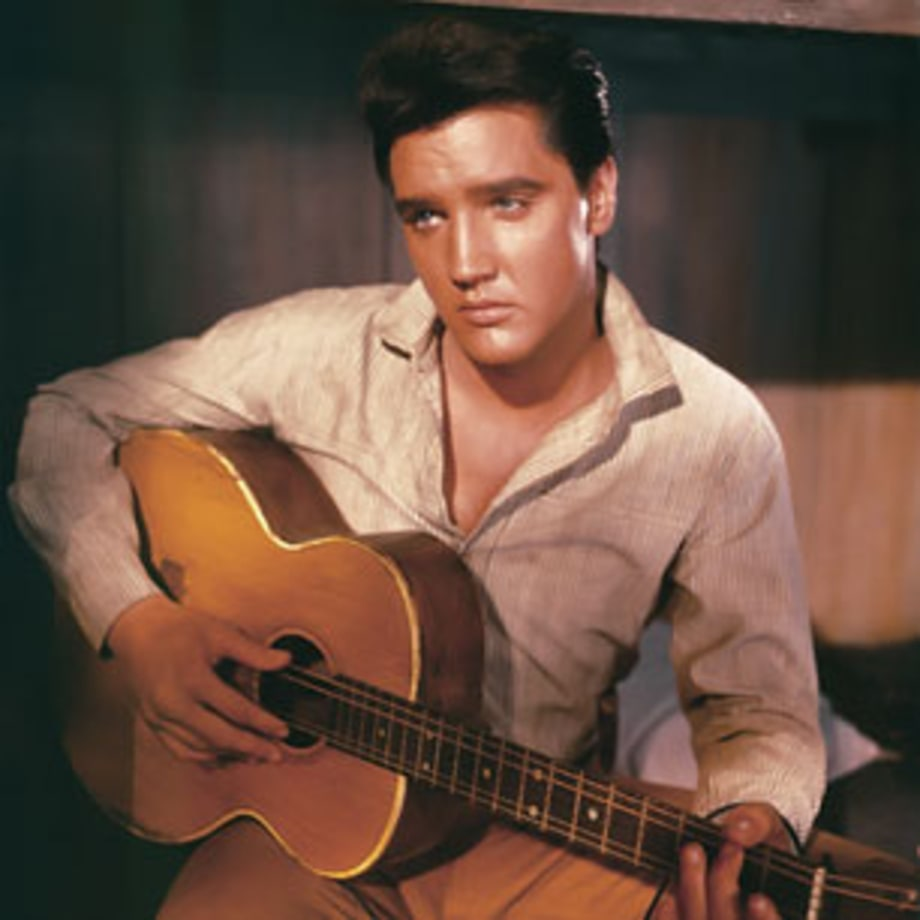 Elvis Presley 1956 The Top 25 Teen Idol Breakout