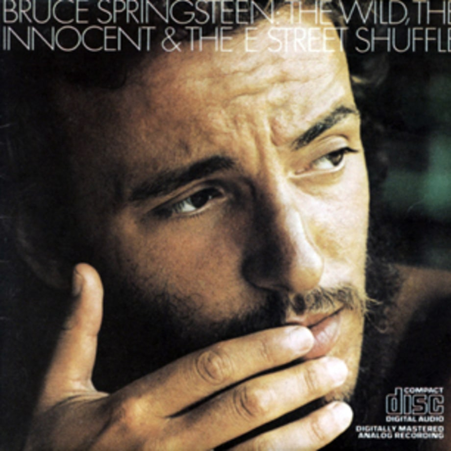 Bruce Springsteen, 'The Wild, the Innocent & the E Street Shuffle'