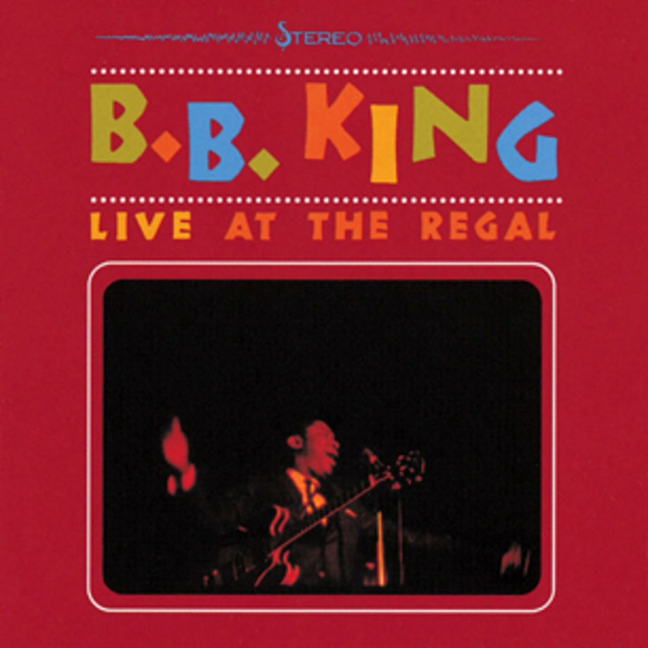 B.B. King, 'Live at the Regal'