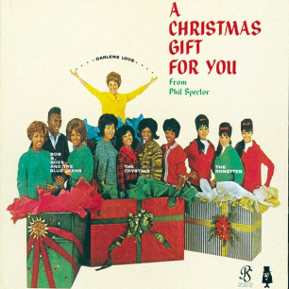 Phil Spector, 'A Christmas Gift for You' | 500 Greatest Albums of ...