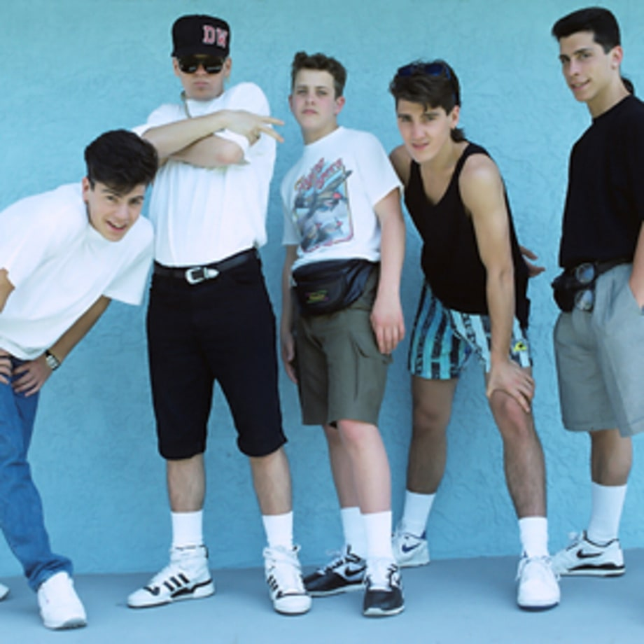 New Kids on the Block - 1989