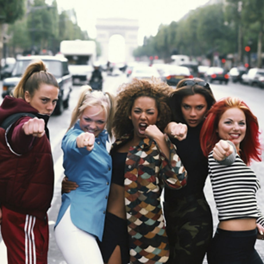 Spice Girls - 1996