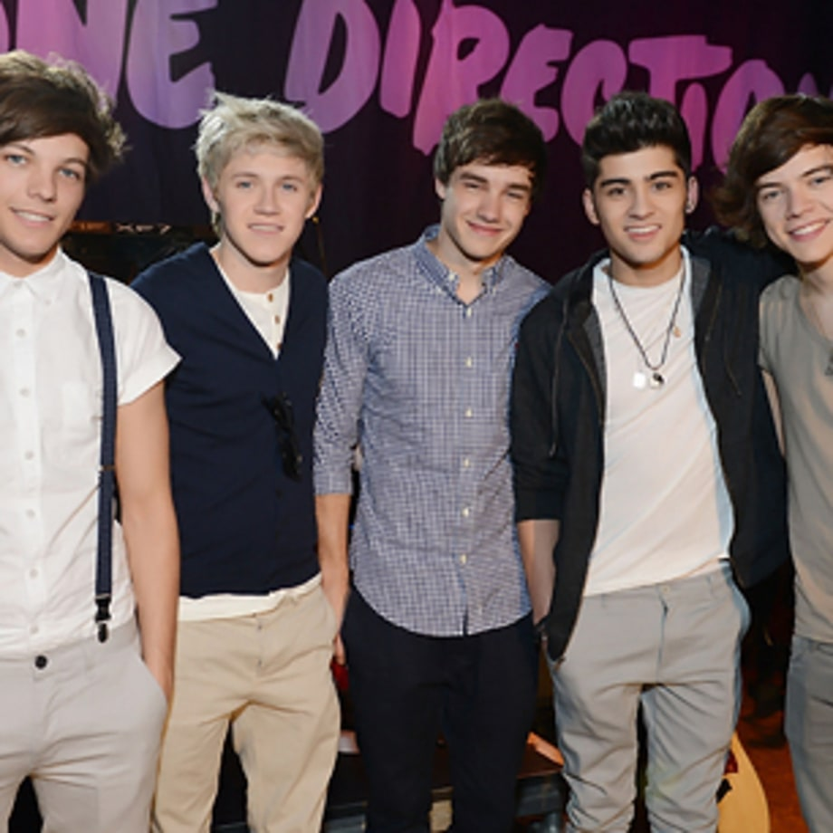 One Direction - 2012