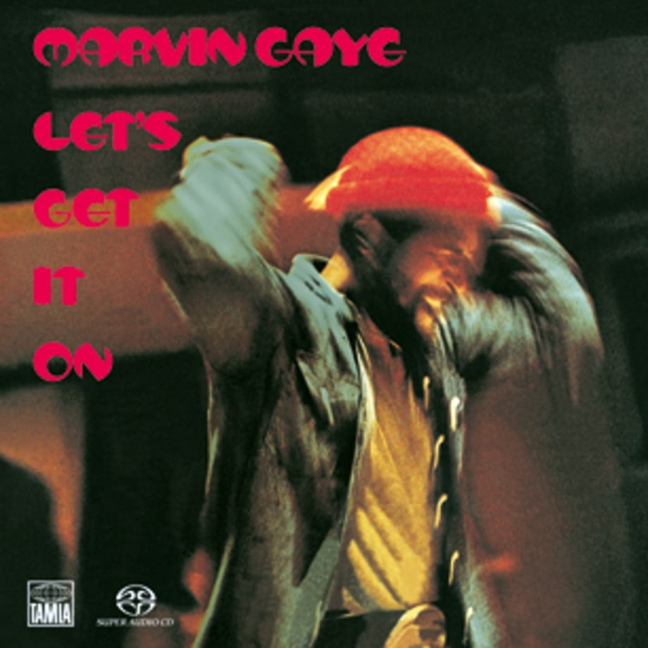 Marvin Gaye, 'Let's Get It On'