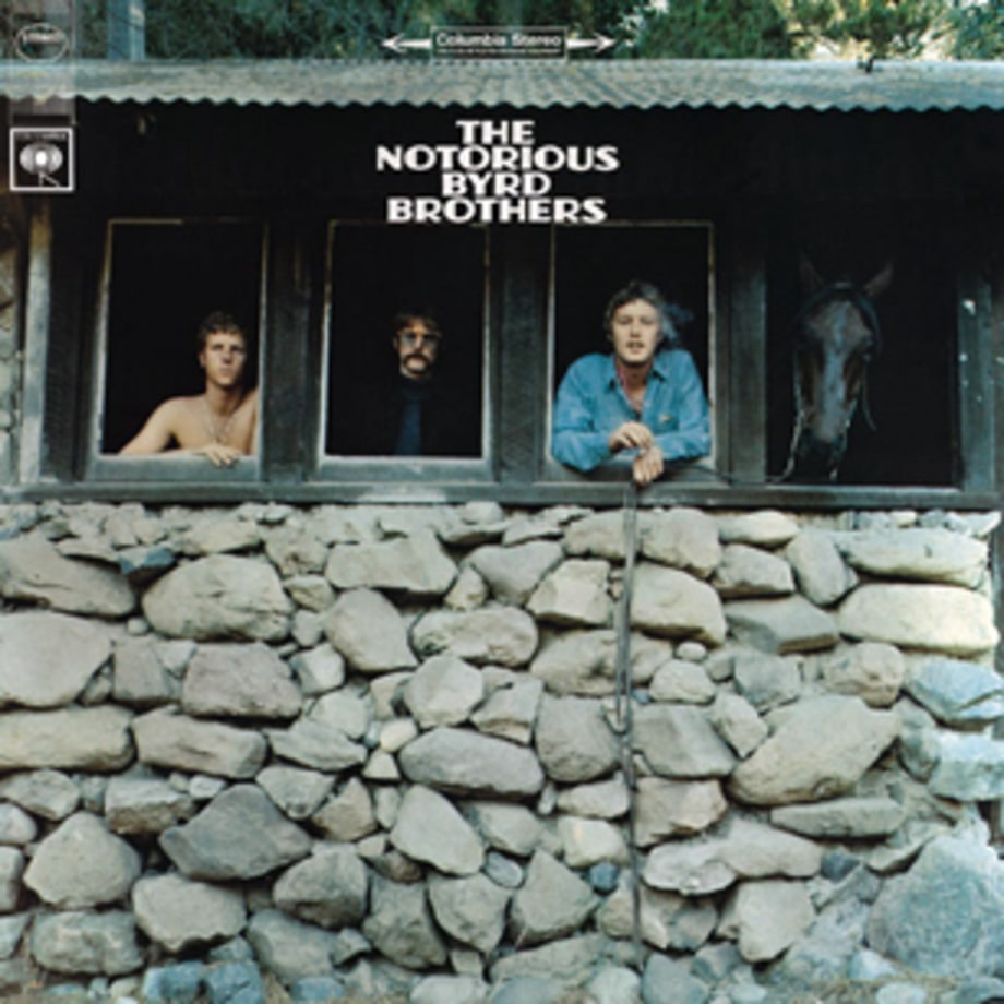 The Byrds, 'The Notorious Byrd Brothers'