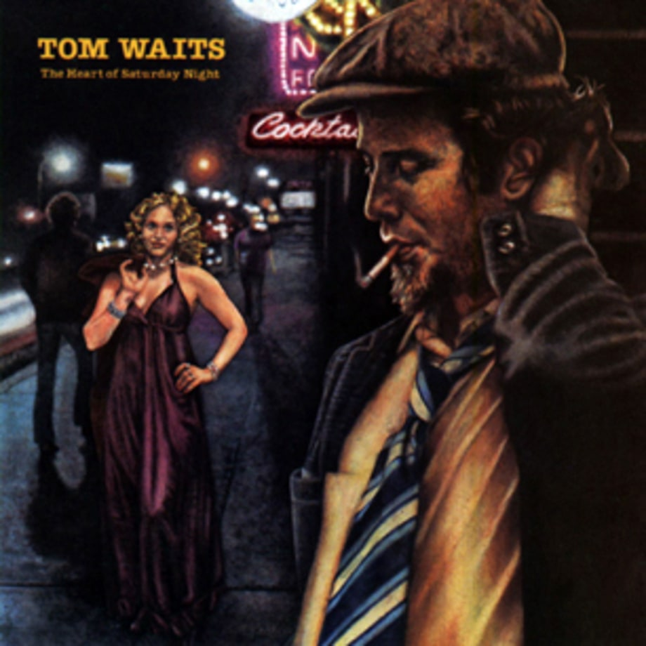 Tom Waits, 'The Heart of Saturday Night'