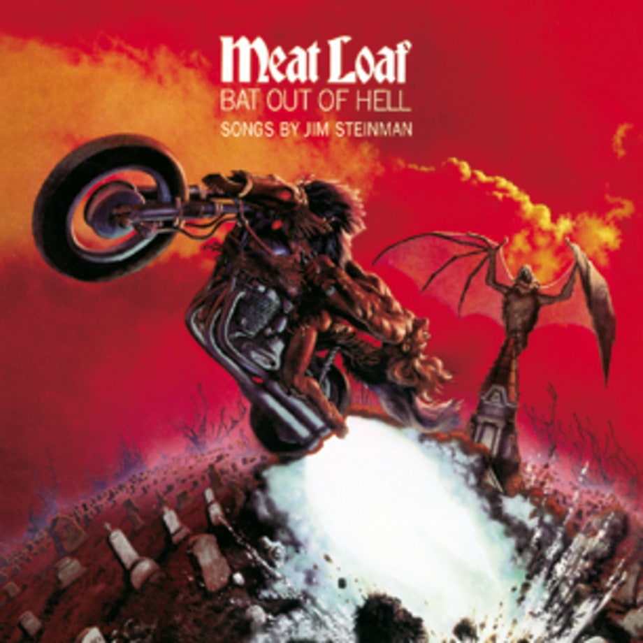 Meat Loaf, 'Bat Out of Hell'