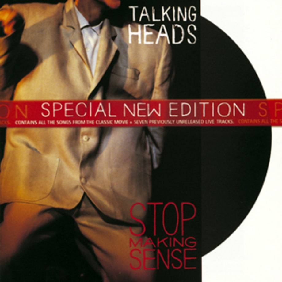 Talking Heads, 'Stop Making Sense'