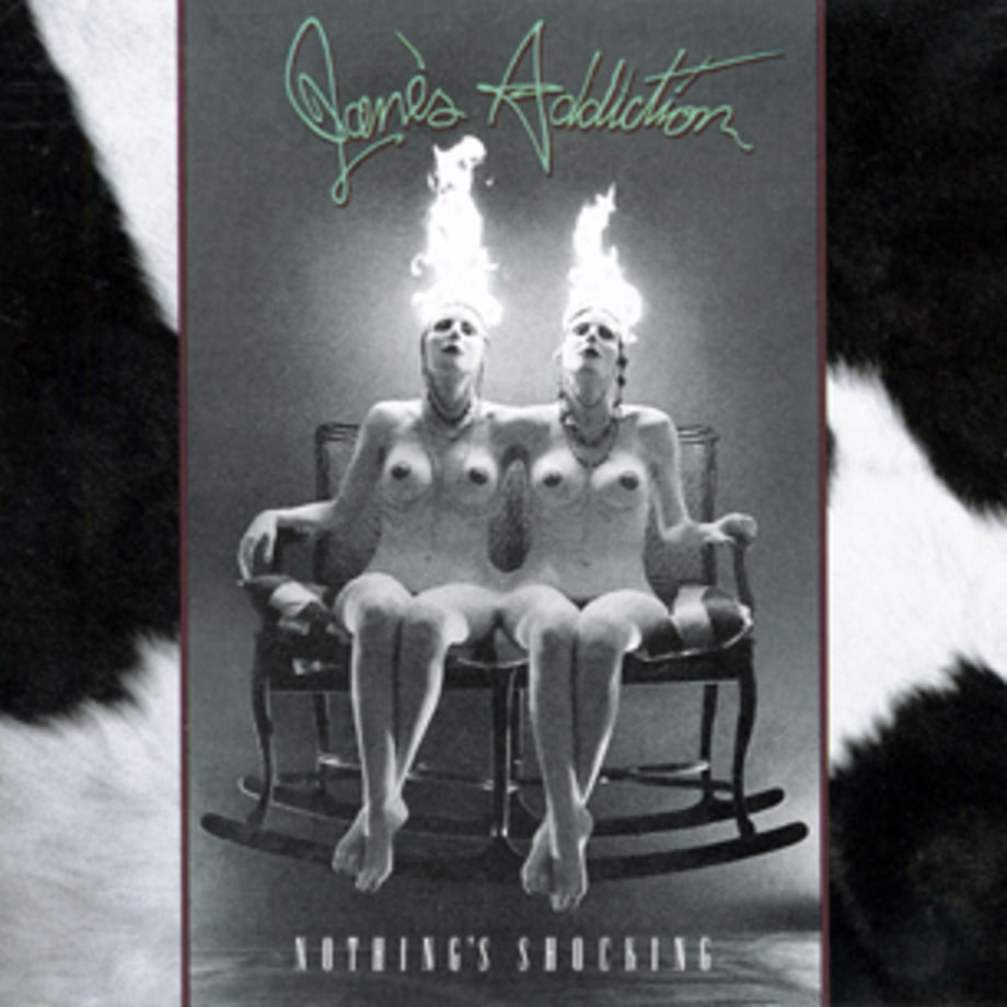 Jane's Addiction, 'Nothing's Shocking'