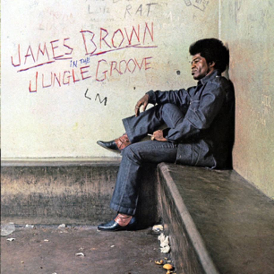 James Brown, 'In the Jungle Groove'
