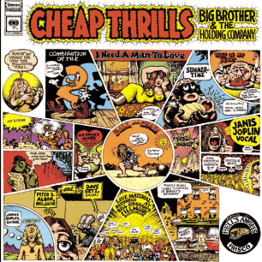 Big Brother and the Holding Company, 'Cheap Thrills'