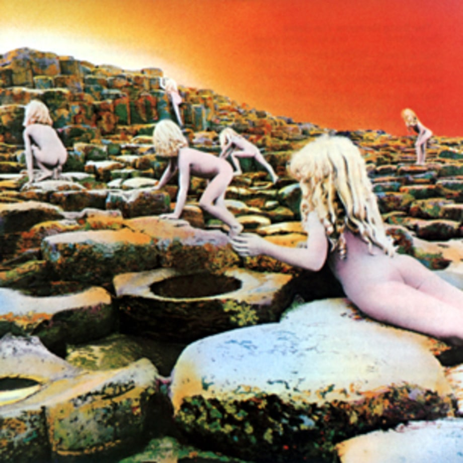 Led Zeppelin, 'Houses of the Holy'