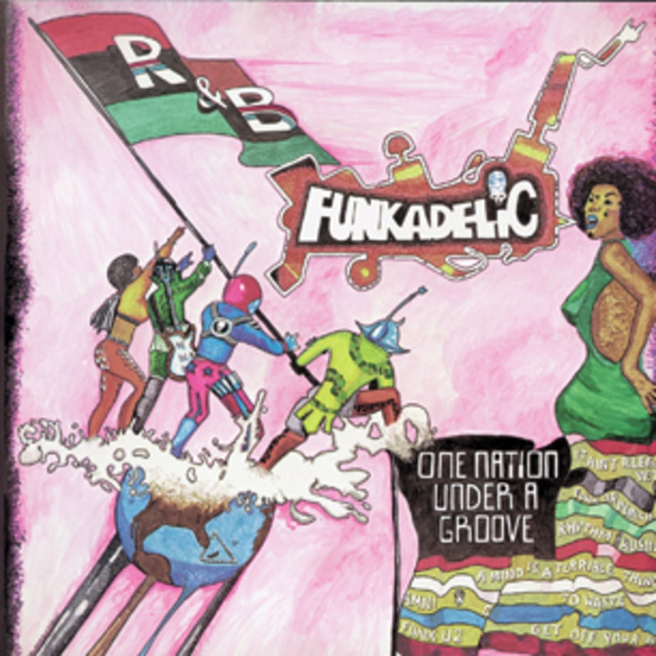 Funkadelic, 'One Nation Under a Groove'