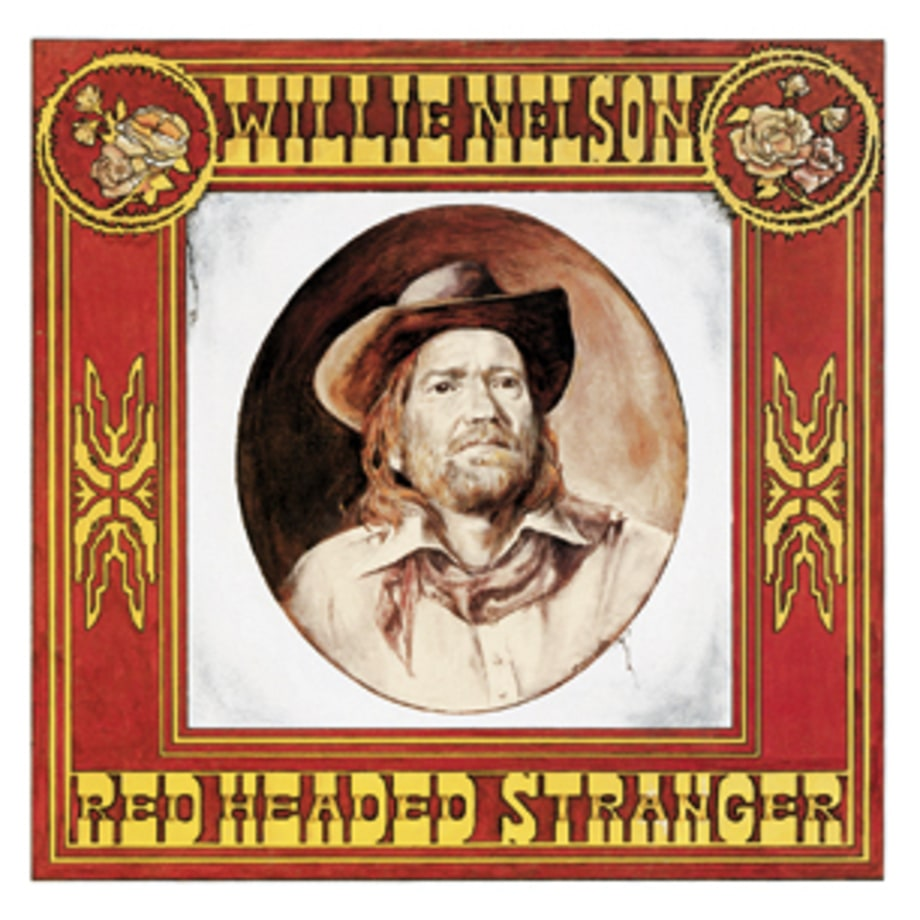 Willie Nelson, 'Red Headed Stranger'