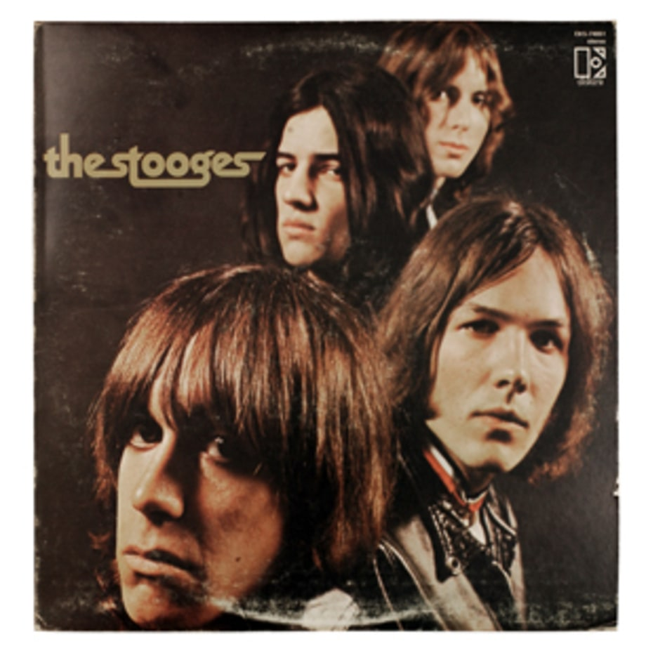 The Stooges, 'The Stooges'