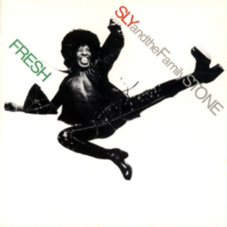Sly and the Family Stone, 'Fresh'