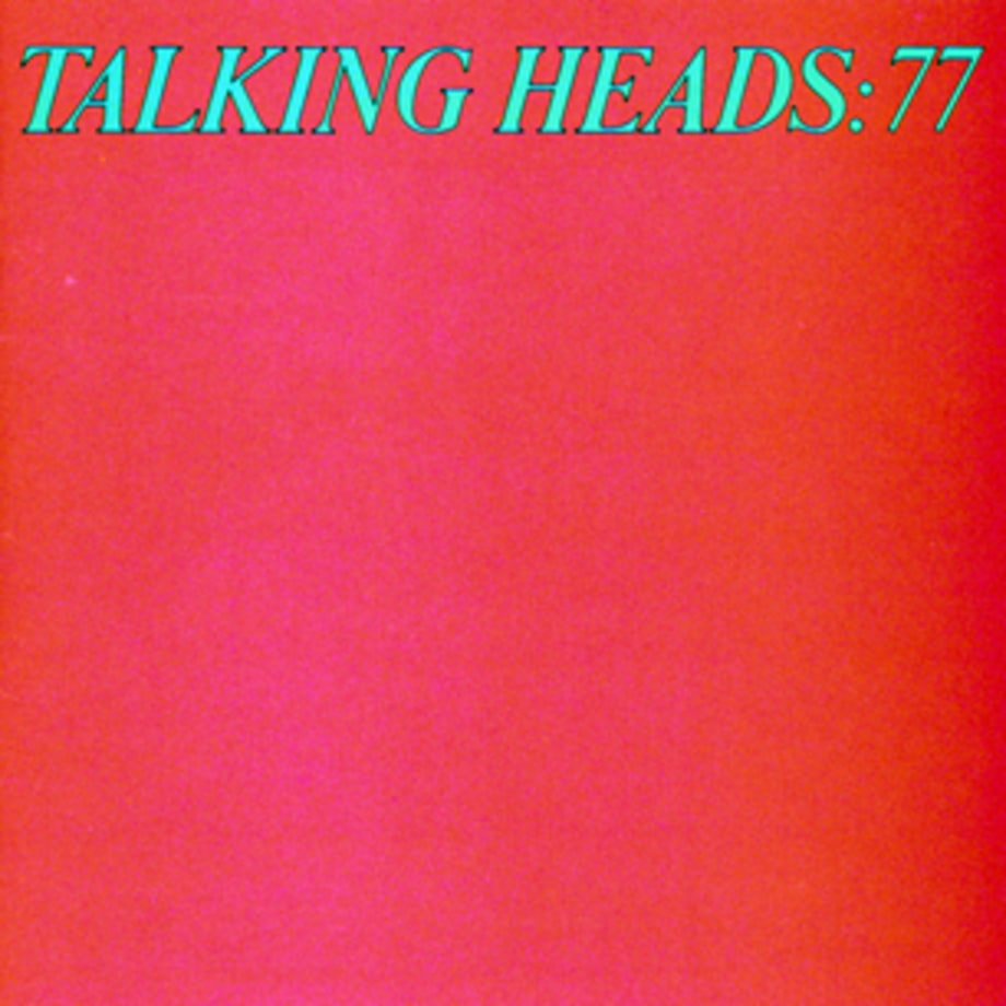 Talking Heads, 'Talking Heads: 77'