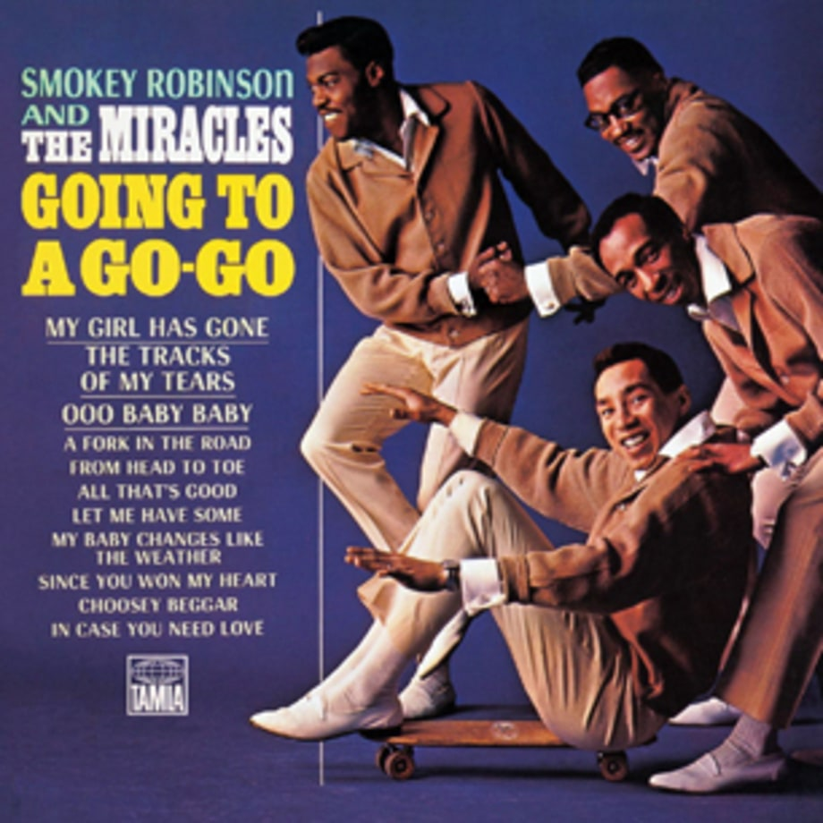 Smokey Robinson and the Miracles, 'Going to a Go-Go'
