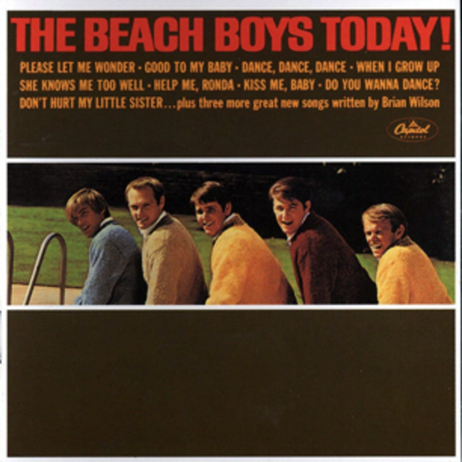 The Beach Boys, 'The Beach Boys Today!'