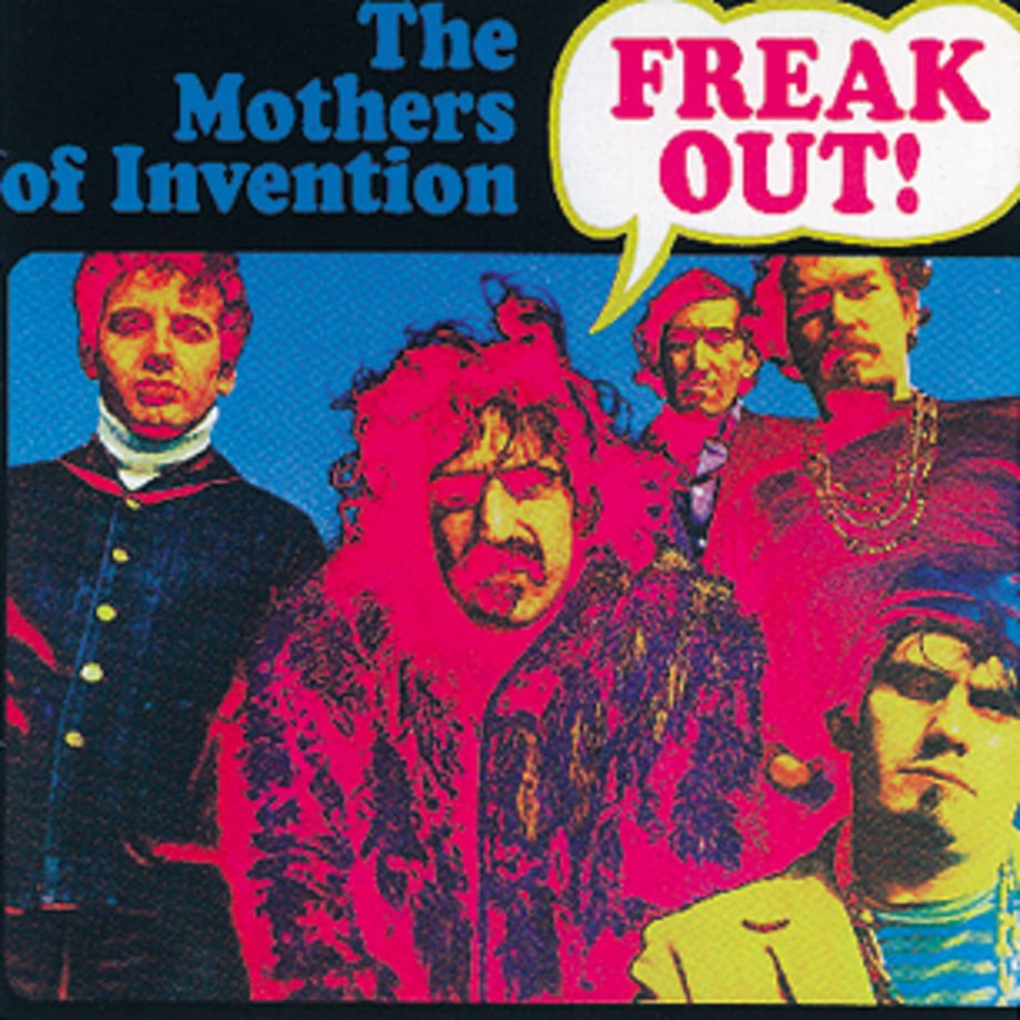 The Mothers of Invention, 'Freak Out!'