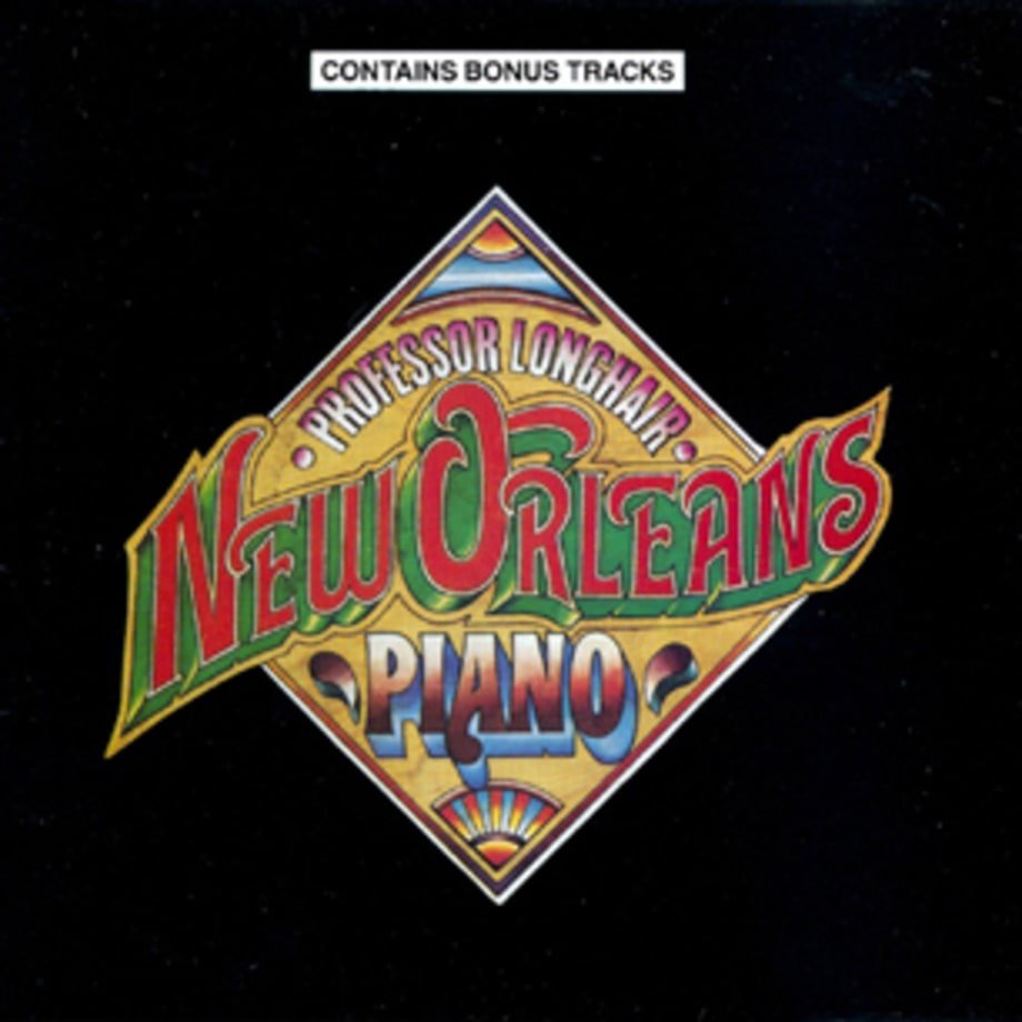 Professor Longhair, 'New Orleans Piano'