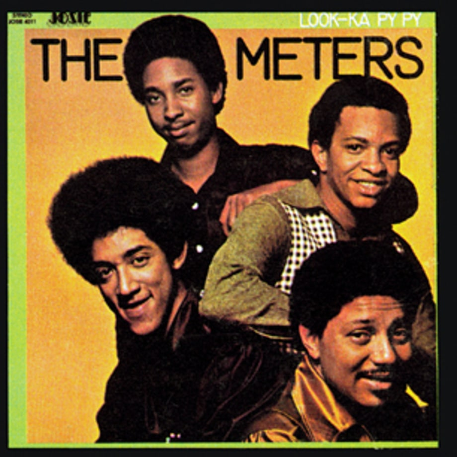 The Meters, 'Look-Ka Py Py'